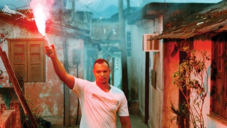 Photographer Passes Torch Favela Residents