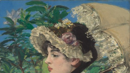 Led Record $65M Manet, Christies Solid