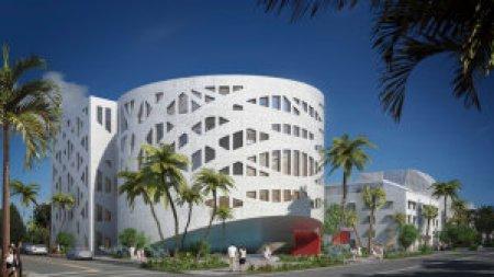 Faena Forum, Arts Center Designed Rem