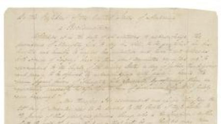 George Washington's Thanksgiving Proclamation Is Available
