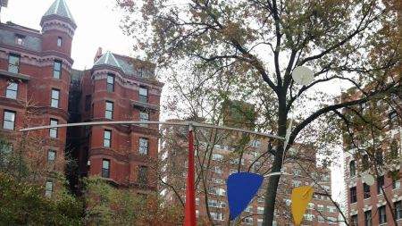 Calder Sculpture Returns Gramercy Park