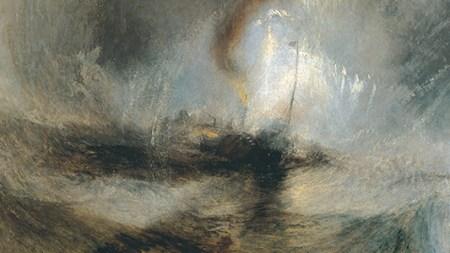 Turner's Perfect Storm