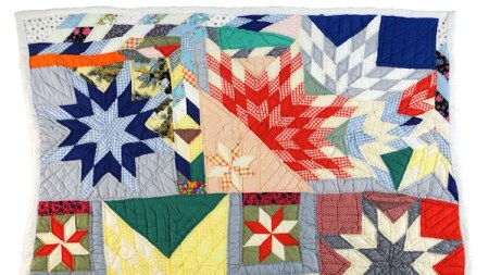 From Montgomery Montclair: 30 Quilts Visit