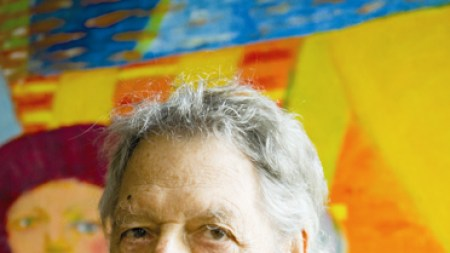 Abstract Expressionist John Grillo Has Died
