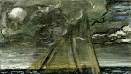Picabia Alert #5: Waves Crashing David