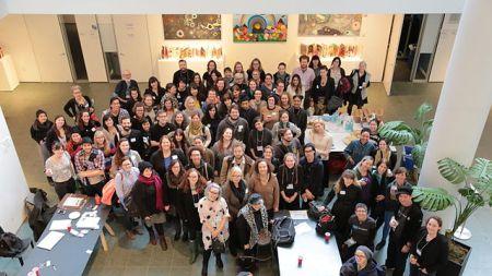 Art+Feminism's 2015 Wikipedia Edit--thon Adds 334