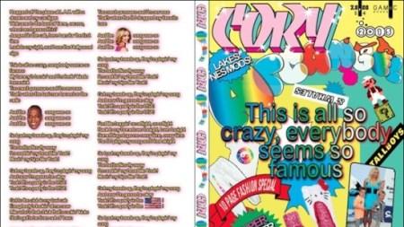 Cory Arcangel Release Upcoming Show Catalog