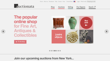 Auctionata Secures $45 M. Latest Funding
