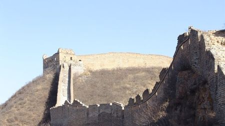 Morning Links: Great Wall of China