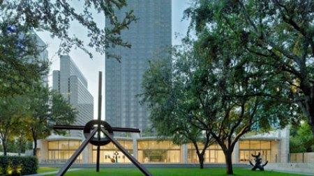 Dallas's Nasher Sculpture Center Creates $100,000