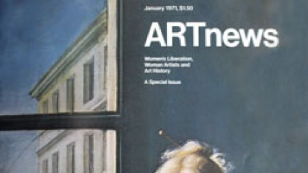 Women the Art World: Editor's Letter