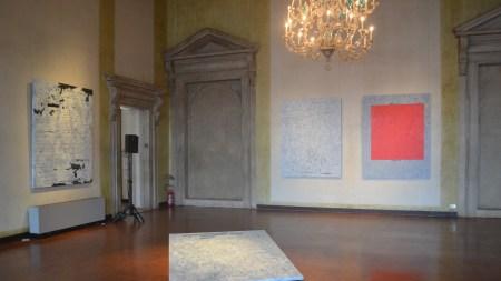Black Marks: Venice, Jenny Holzer Examines