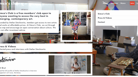 What Is 'Simco's Club,' Stefan Simchowitz's