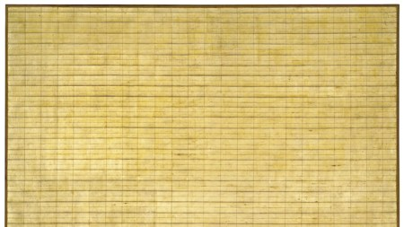 Off the Grid: New Agnes Martin
