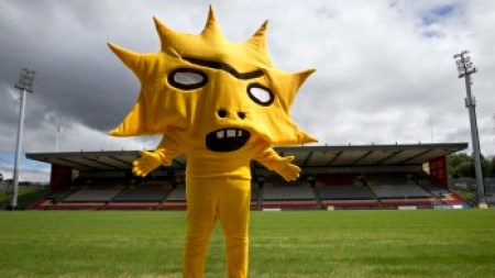 Morning Links: David Shrigley–Designed Soccer Mascot
