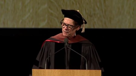 John Waters RISD Commencement: 'Contemporary Art's