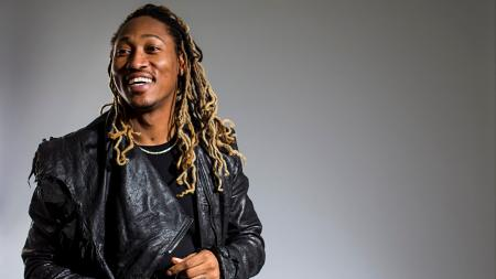 Future, the Rapper, Had Wild Painting
