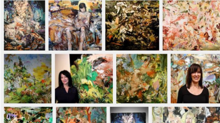 Cecily Brown Identifies 'Less Celebrated' Copycat