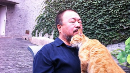 Morning Links: Ai Weiwei's Cats Edition
