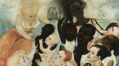 'The Figure American Art: 1766–1971' Debra