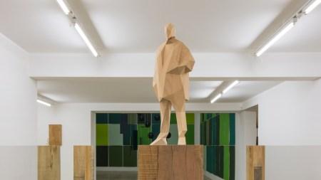 'Xavier Veilhan: Horizonte Verde' Galeria Nara