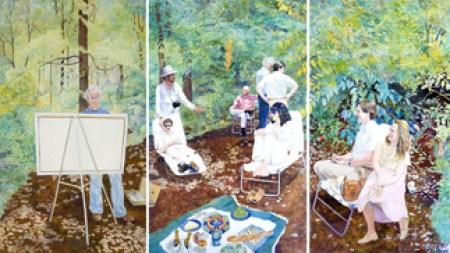 Invitation Voyage: On Sylvia Sleigh's Other