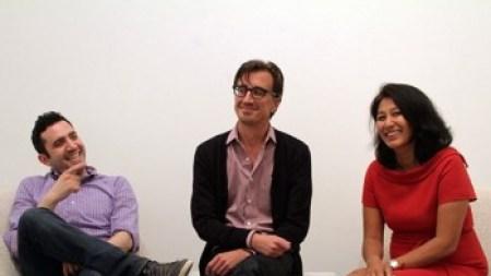 Adrian Turner, Serra Pradhan, and Ricky
