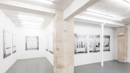 'William Anastasi: Continuum' Galerie Jocelyn Wolff,