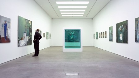 White Cube and Almine Rech Plan