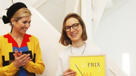 Magali Reus Named Winner of the