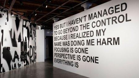 Adam Pendleton Contemporary Arts Center, New