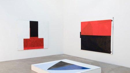 Raphaela Simon Hannah Hoffman Gallery, Los
