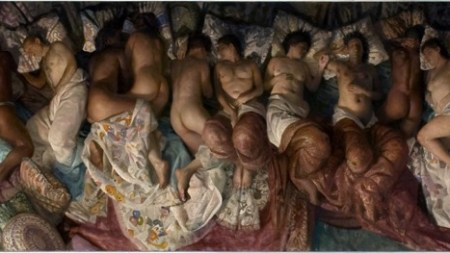 Vincent Desiderio, Whose Painting Was Quoted