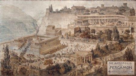 Where Gods Take on Giants: 'Pergamon'