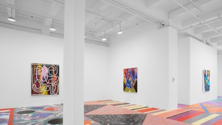 Sarah Cain Galerie Lelong, New York