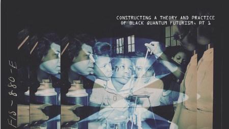Time Travelers: Black Quantum Futurism Philadelphia