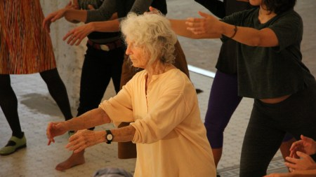 Living Legends: Suzanne Lacy Teaches Andrea