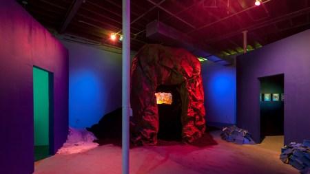 Alexis Gideon Locust Projects, Miami