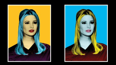 Disowning Ivanka: The Art World Stares