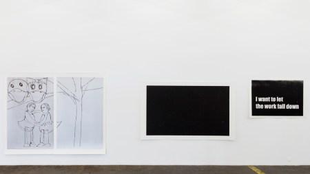 Andrea Büttner Kunst Halle Sankt Gallen,