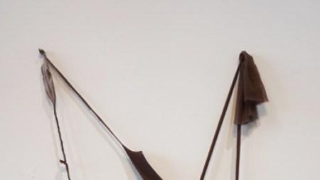 Visions Pantyhose and Sand: Senga Nengudi's