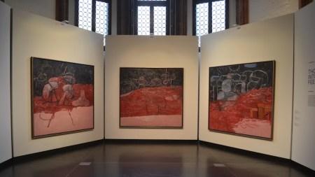 Philip Guston Show Gallerie dell'Accademia Venice