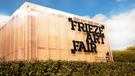 Here Is the Exhibitor List Frieze