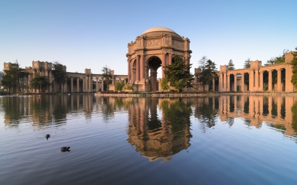 Morning Links Palace Of Fine Arts Edition