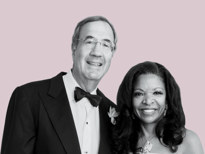 Pamela J. Joyner e Alfred J. Giuffrida