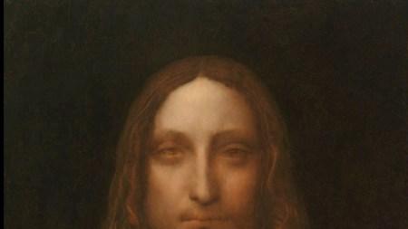 Christie's Offer Last Leonardo Painting Left