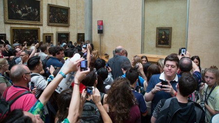 The Louvre Was the 'Most Instagrammed