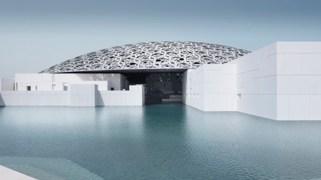 Remixed Museum: The Louvre Abu Dhabi