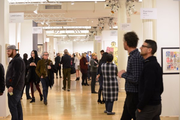 ' Exhibitor List Outsider Art Fair' 2018