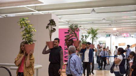 Mexico City's Material Art Fair Will